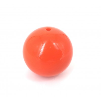 30mm resin balls available in multiple colors