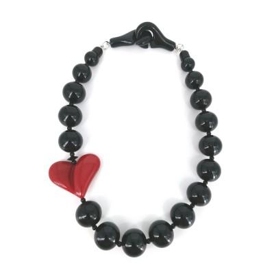 Set collana cuore